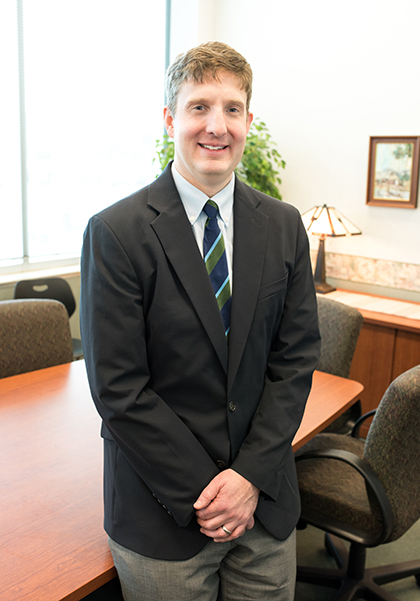 Photo of Executive Director