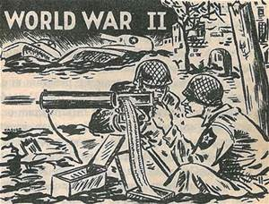 ww2 cartoon