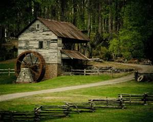 pic of grist mill