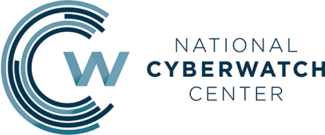 Logo for National Cyber Watch Center