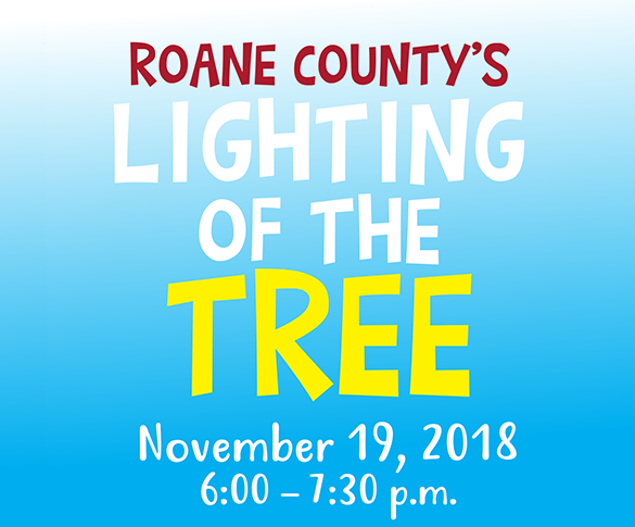 Lighting of the Tree Logo